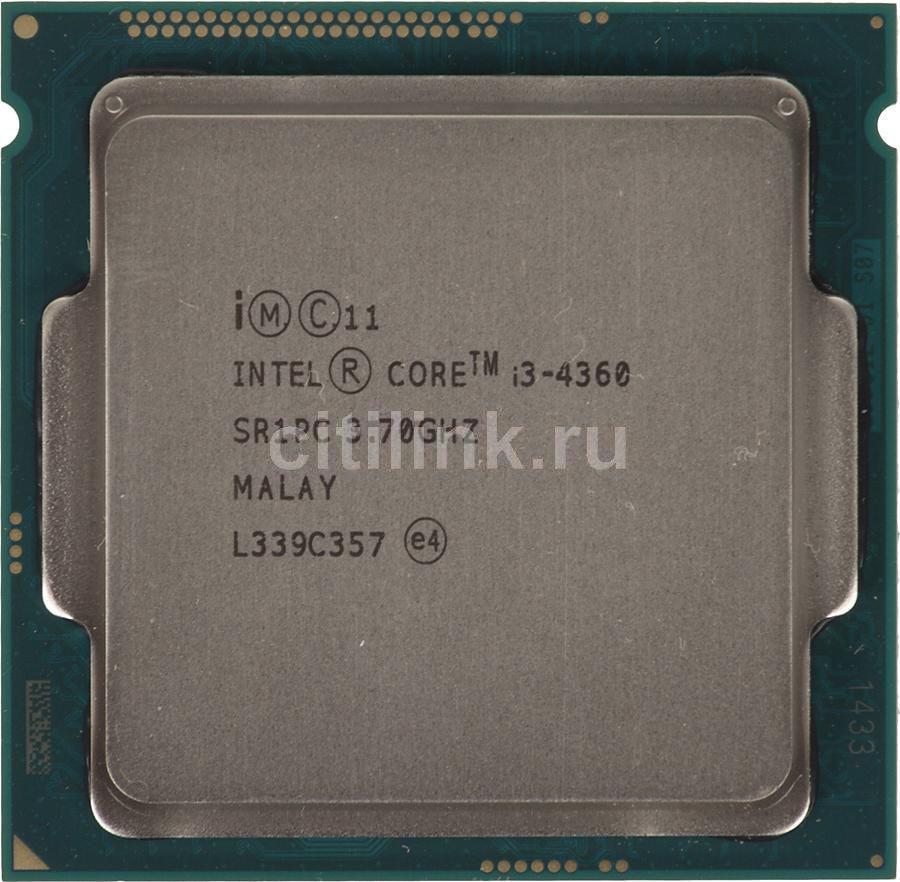 Процессор INTEL Core i3 4360, LGA 1150,  OEM [cm8064601482461s r1pc]