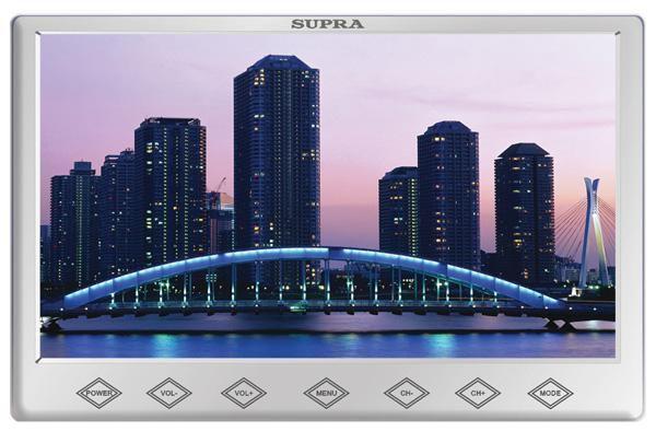 Автомобильный портативный телевизор SUPRA STV-705,  7