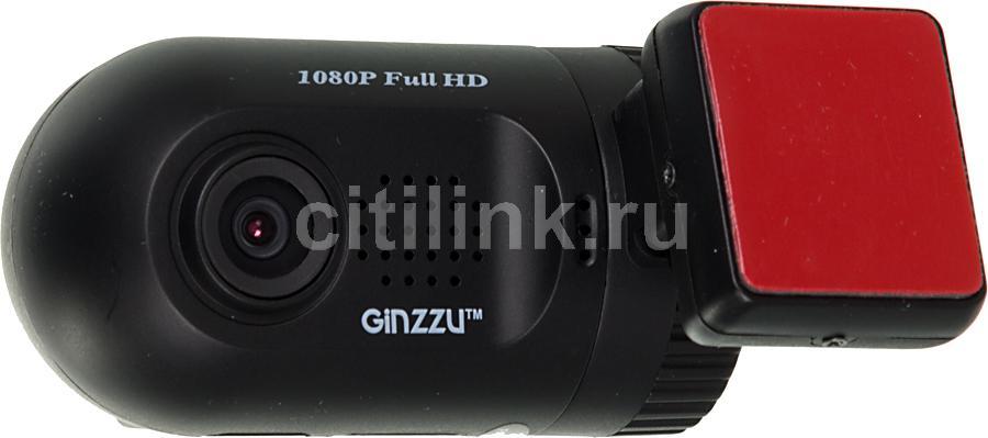 Видеорегистратор GINZZU FX-912HD черный