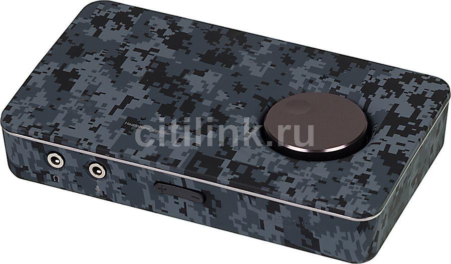 Звуковая карта USB ASUS Xonar U7 Echelon Edition,  7.1, Ret