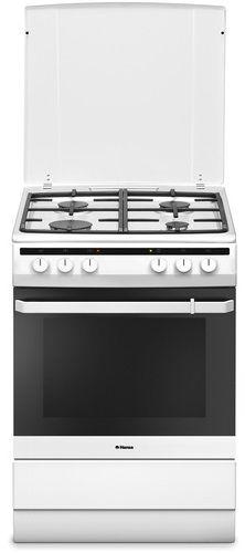 Газовая плита HANSA FCGW53023,  газовая духовка,  белый