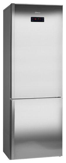 Холодильник HANSA FK327.6DFZX,  двухкамерный,  серебристый