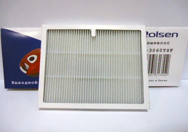 Моторный фильтр ROLSEN T3060TSF,  1 шт., для пылесосов Rolsen
