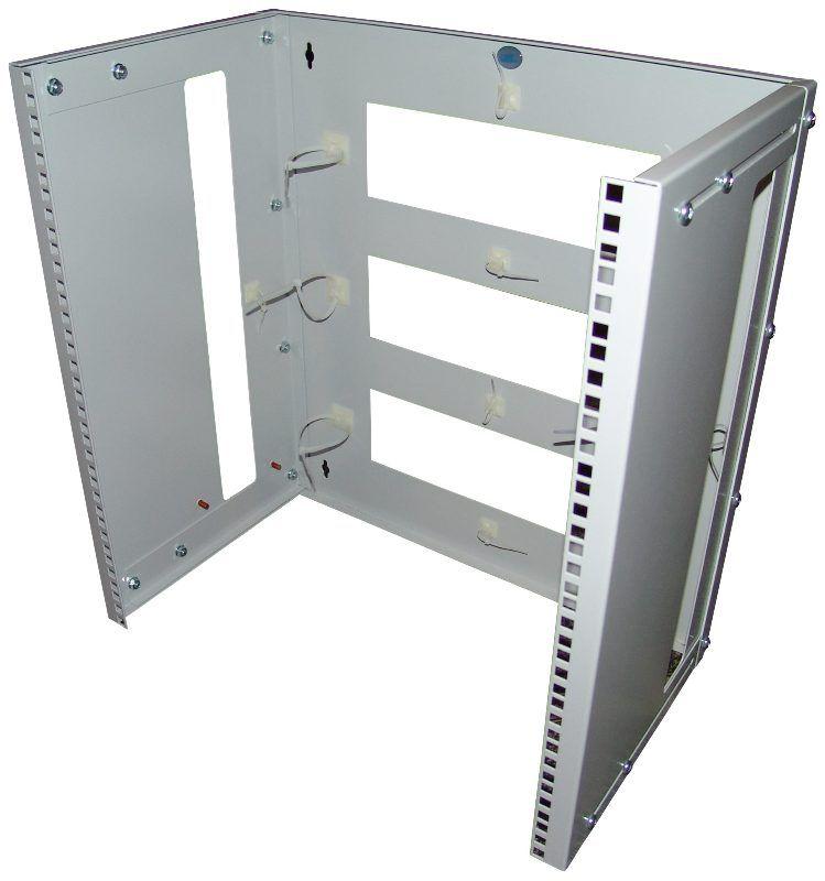 "Кронштейн телеком. ЦМО (КНО-М-9U) 9U 19"" 450мм серый (упак.:1шт)"
