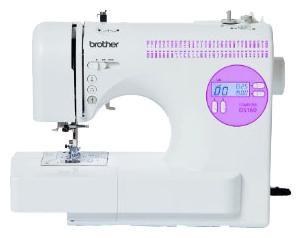 Швейная машина BROTHER DS-160 белый