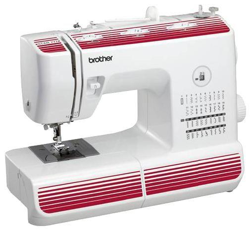 Швейная машина BROTHER Star 777 белый [star-777]