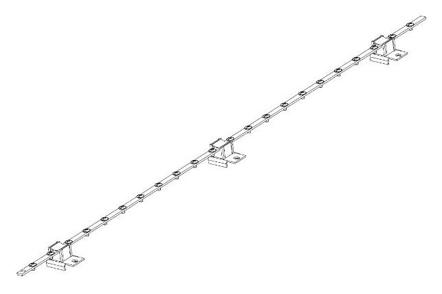 Панель заземления ЦМО (ПЗ-1000.200А)