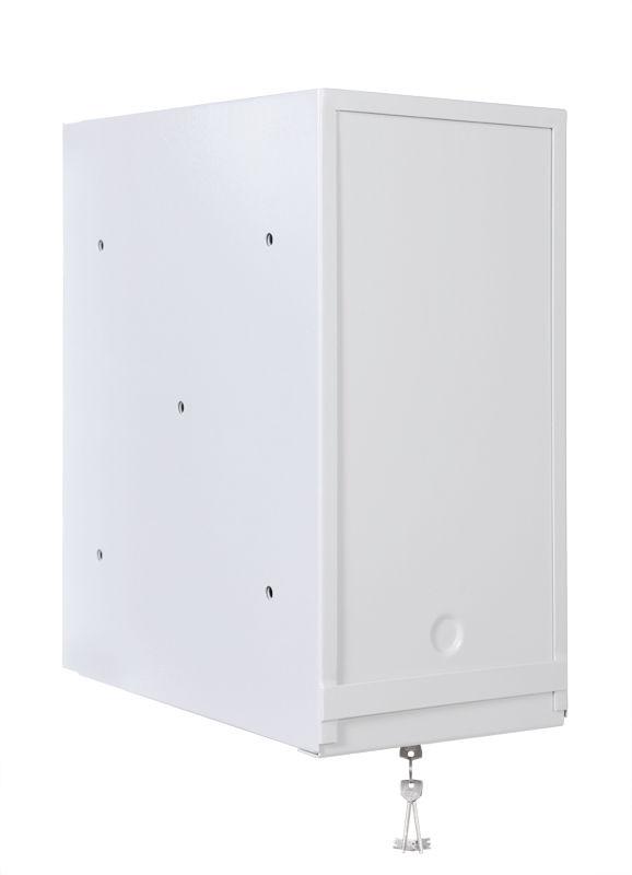 Шкаф коммутационный ЦМО (ШРН-А-6.500) 6U 600x500мм пер.дв.стал.лист серый