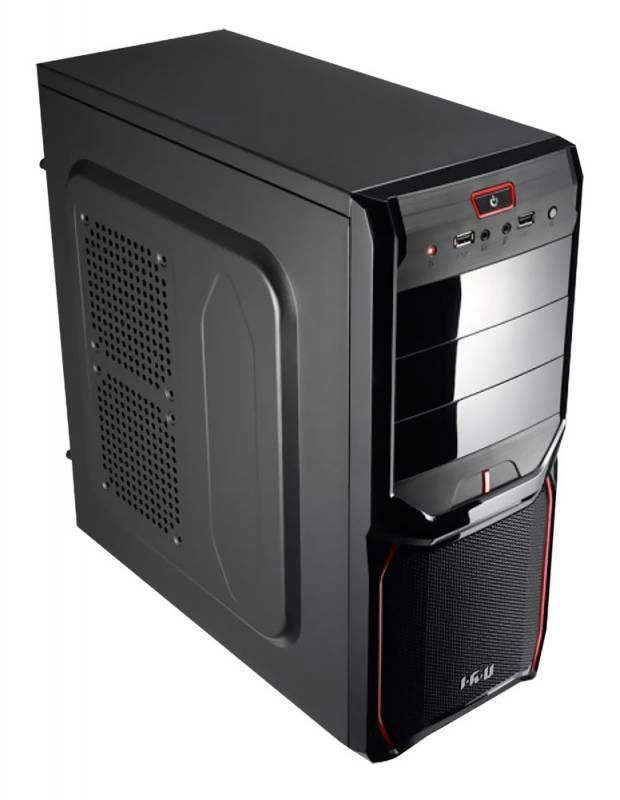 Компьютер  IRU Home 510,  Intel  Core i5  4440,  8Гб, 1Тб,  nVIDIA GeForce GTX 660 - 2048 Мб,  DVD-RW,  Windows 8.1 [892968]