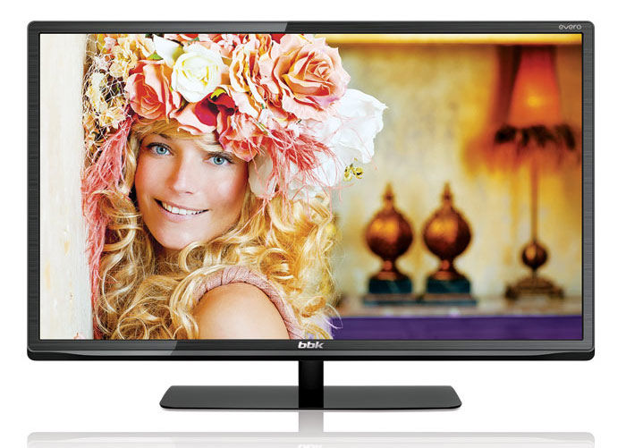 "LED телевизор BBK Evero LEM1984DT2  ""R"", 18.5"", HD READY (720p),  черный"