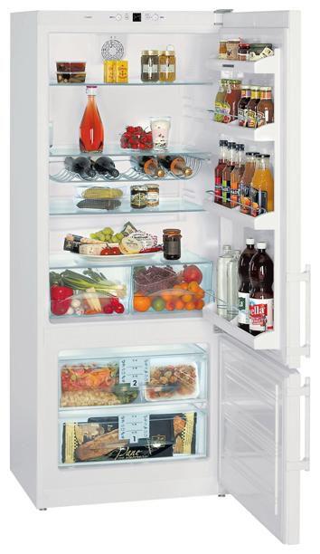 Холодильник LIEBHERR CP 4613,  двухкамерный,  белый