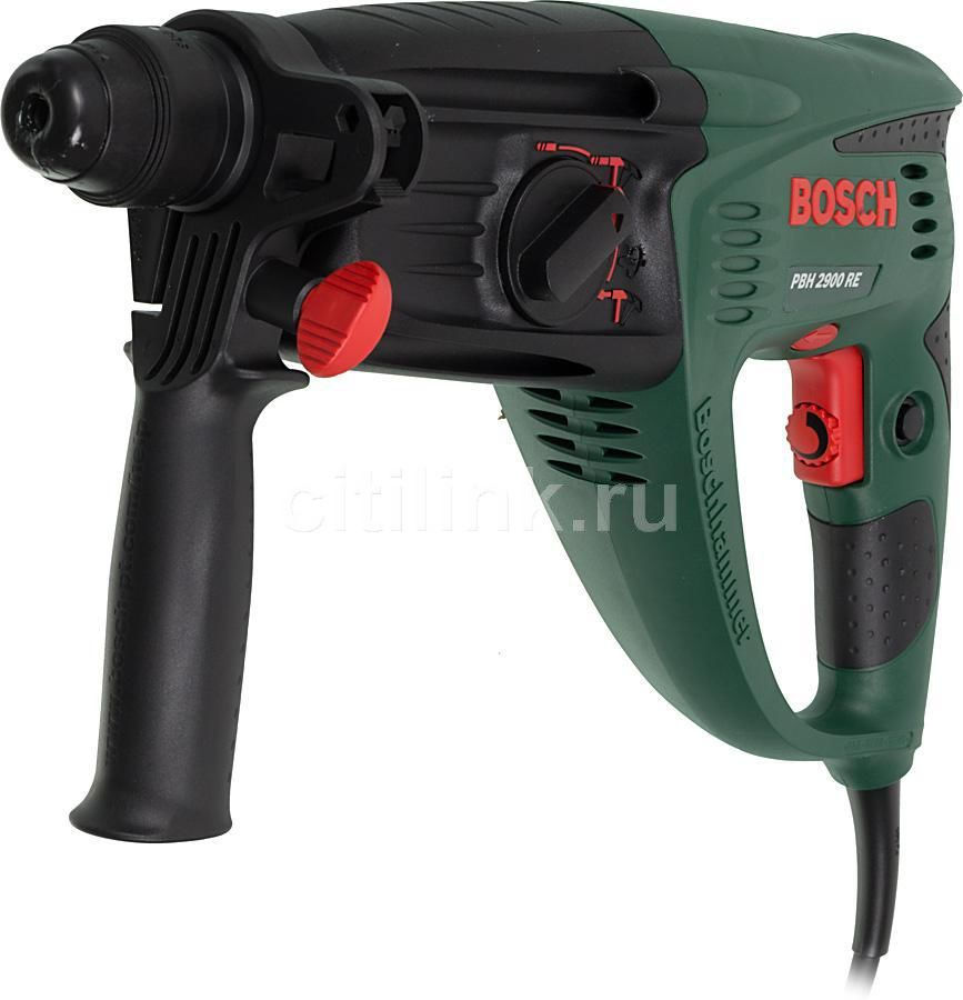 Перфоратор BOSCH PBH 2900 RE [0603393106]  перфоратор sds plus bosch pbh 2800 re