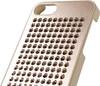 Чехол (клип-кейс) WHITE DIAMONDS The Rock, для Apple iPhone 5/5s, золотистый [1210rck3] вид 4