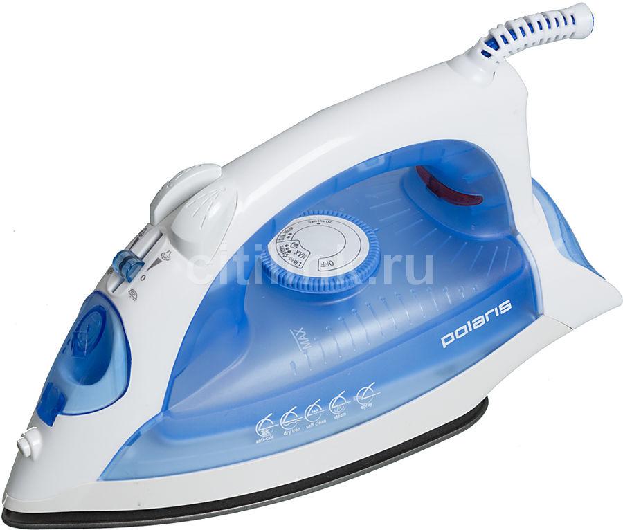 Утюг POLARIS PIR 2262,  2200Вт,  синий