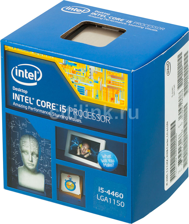 ��������� INTEL Core i5 4460, LGA 1150 * BOX [bx80646i54460 s r1qk]