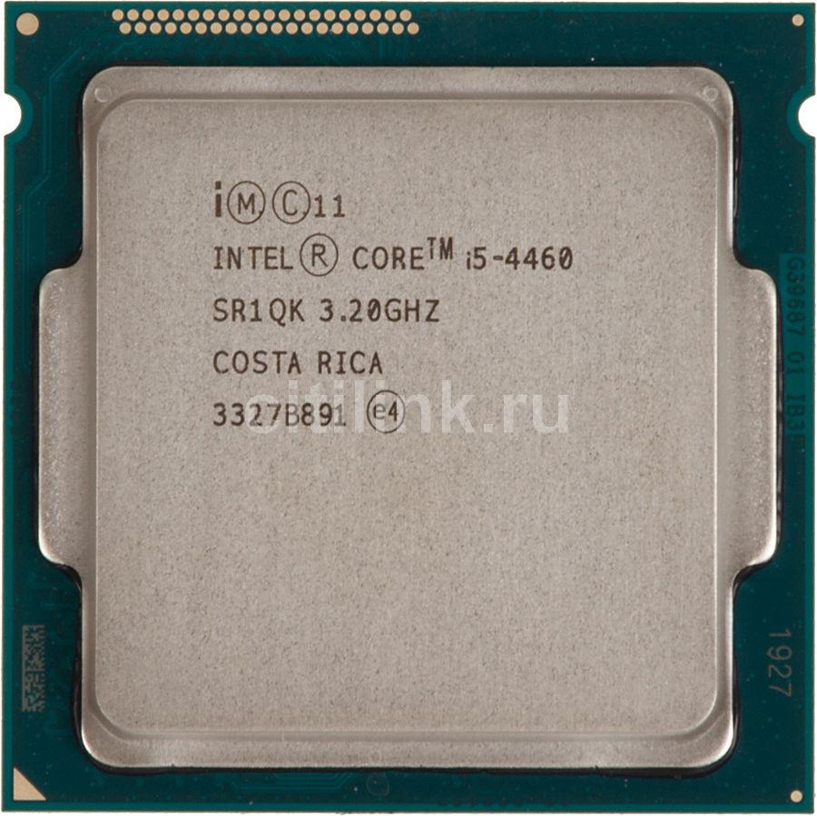 Процессор INTEL Core i5 4460, LGA 1150,  OEM [cm8064601560722s r1qk]