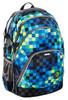 Рюкзак Coocazoo EvverClevver Deep Jungle Check синий/зеленый 00124770 отделение для ноутбука 15.6`` вид 1