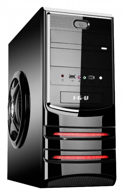 Компьютер  IRU Corp 510,  Intel  Core i5  4670,  DDR3 16Гб, 1000Гб,  nVIDIA GeForce GTX 650Ti - 1024 Мб,  DVD-RW,  Free DOS,  черный