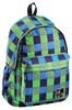 Рюкзак All Out Luton Pool Check зеленый/голубой Клетка [00124821] вид 1