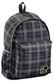 Рюкзак All Out Luton Harvest Check полиэстер серый/черный