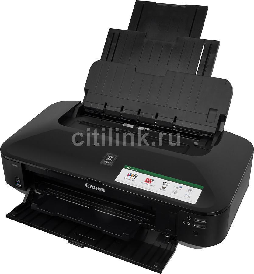 Принтер CANON PIXMA IX6840,  струйный, цвет: черный [8747b007]