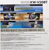 Автомагнитола JVC KW-V20BTEE,  USB вид 6