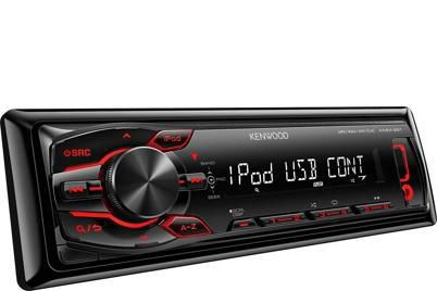 Автомагнитола KENWOOD KMM-261,  USB