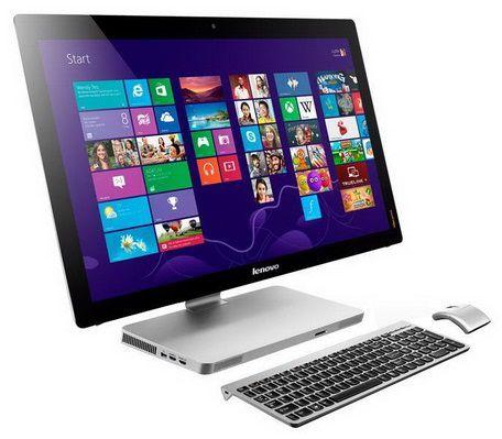 Моноблок LENOVO A530, Intel Core i5 4200M, 6Гб, 1Тб, nVIDIA GeForce GT740M - 2048 Мб, DVD-RW, Windows 8.1 [57323981]