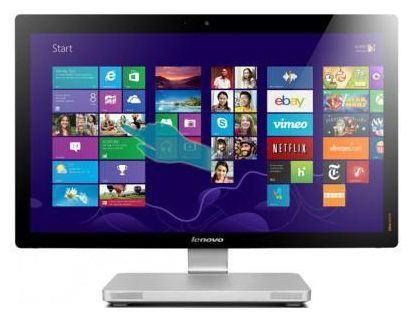 Моноблок LENOVO A730, Intel Core i7 4700MQ, 8Гб, 1Тб, nVIDIA - 2048 Мб, DVD-RW, Windows 8.1 [57326231]