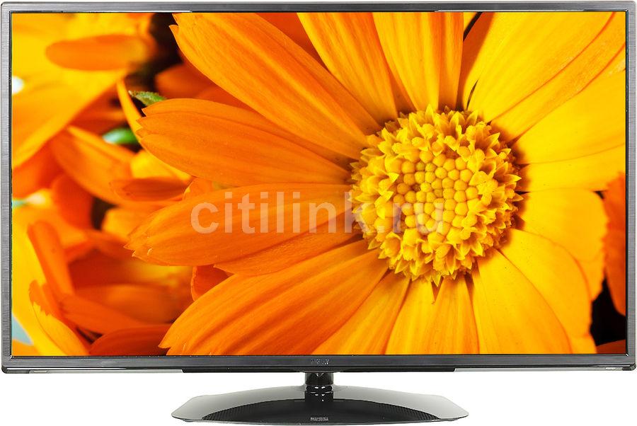 "LED телевизор MYSTERY MTV-4828LTA2  ""R"", 48"", FULL HD (1080p),  черный"