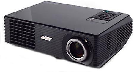 Проектор ACER X1260 черный [ey.j7201.001]