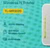 Беспроводной маршрутизатор TP-LINK TL-MR3020,  белый вид 9