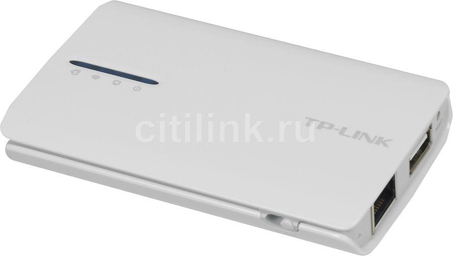 Беспроводной маршрутизатор TP-LINK TL-MR3040,  белый