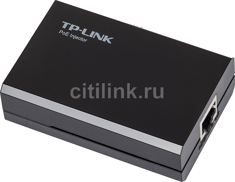 Инжектор TP-Link TL-POE150S Gigabit PoE-48V IEEE 802.3af