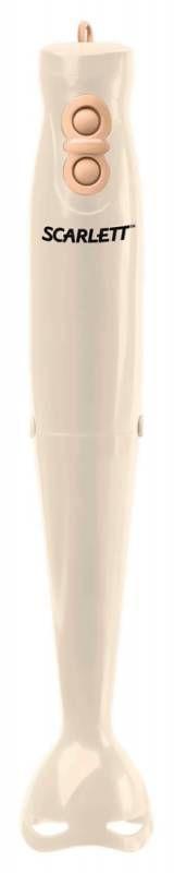 Блендер SCARLETT SC-HB42S01,  погружной,  белый