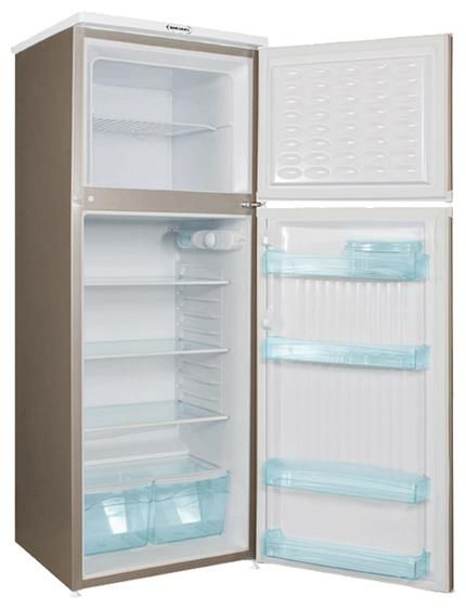 Холодильник SHIVAKI SHRF-280TDS,  двухкамерный,  серебристый