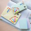 Блок самоклеящийся бумажный Stick`n Magic 21577 76x76мм 100лист. 70г/м2 пастель 4цв.в упак. в линейк вид 6