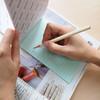 Блок самоклеящийся бумажный Stick`n Magic 21579 101x150мм 90лист. 70г/м2 пастель 3цв.в упак. в линей вид 3