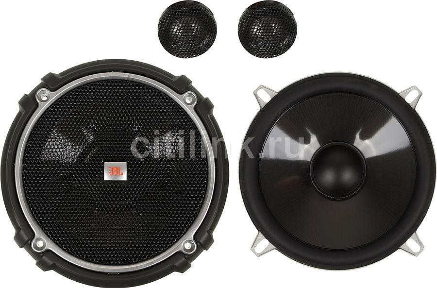 Колонки автомобильные JBL GTO-508C,  компонентные,  165Вт [gto508c]