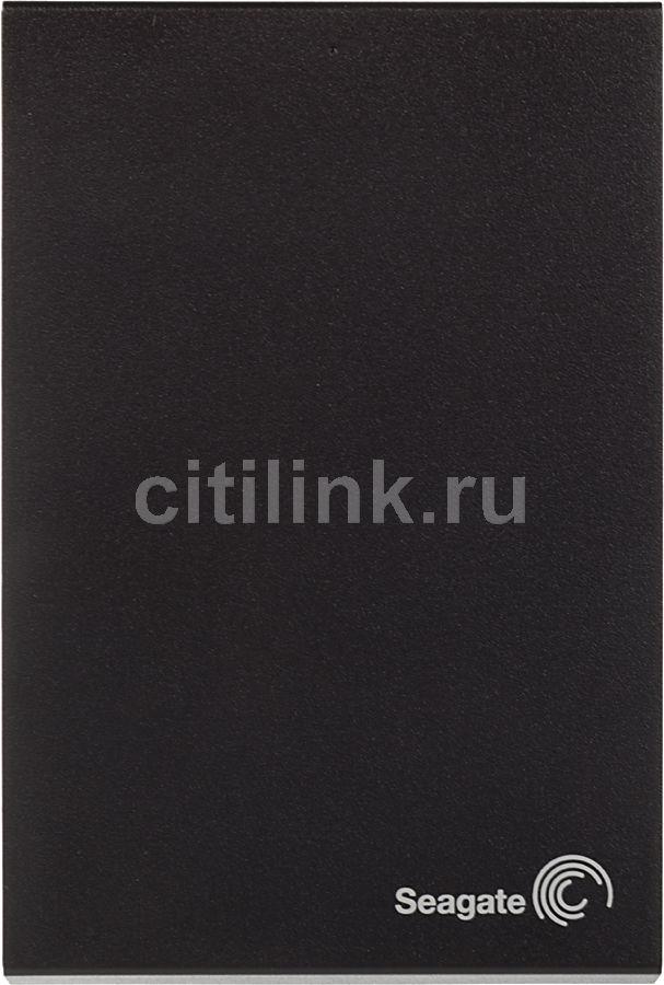 Внешний жесткий диск SEAGATE Expansion Portable STBX2000401, 2Тб, черный