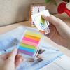 Закладки самокл. индексы бумажные Hopax 2161810×50мм 7цв.в упак. 40лист блистер