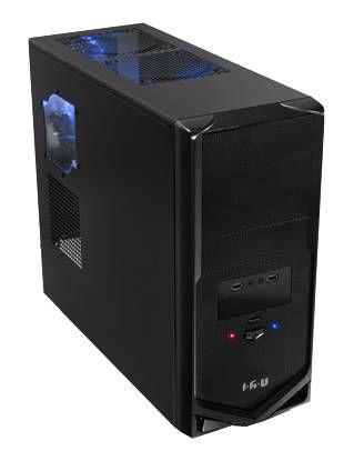 Компьютер  IRU Home 310,  Intel  Core i3  3240,  8Гб, 500Гб,   GeForce GT640 - 2048 Мб,  DVD-RW,  Windows 7 Home Basic