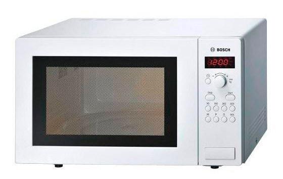 Микроволновая печь BOSCH HMT 84M421R, белый