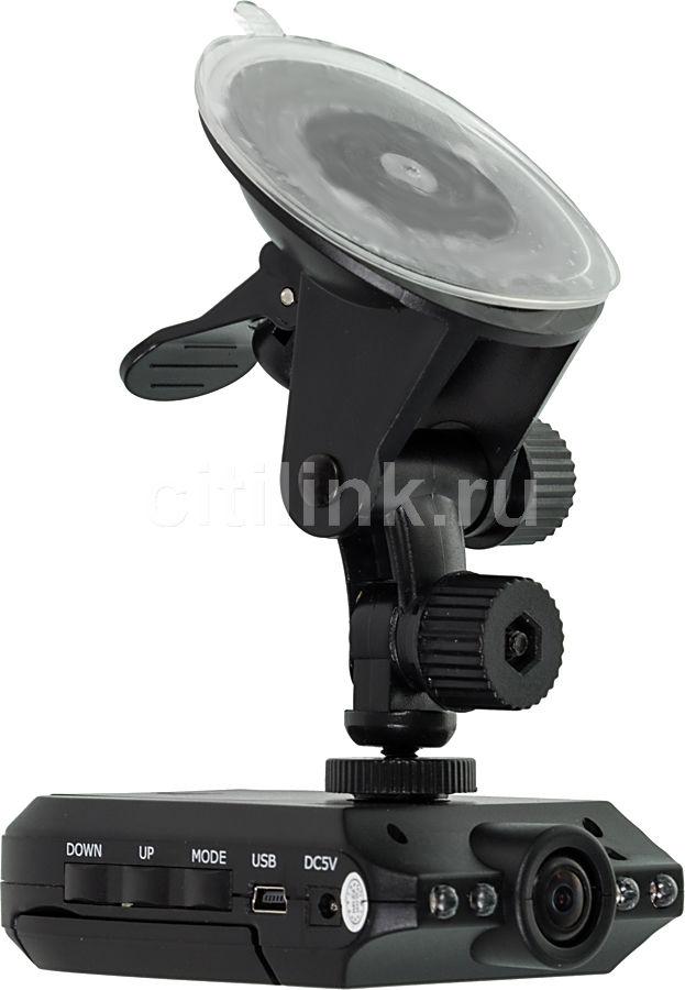 Видеорегистратор SHO-ME HD06-LCD черный