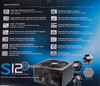 Блок питания SEASONIC S12II-520 (SS-520GB),  520Вт,  120мм,  черный, retail вид 9