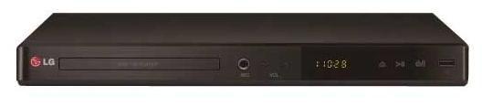 DVD-плеер LG DP547,  черный