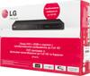 DVD-плеер LG DP547H,  черный вид 11