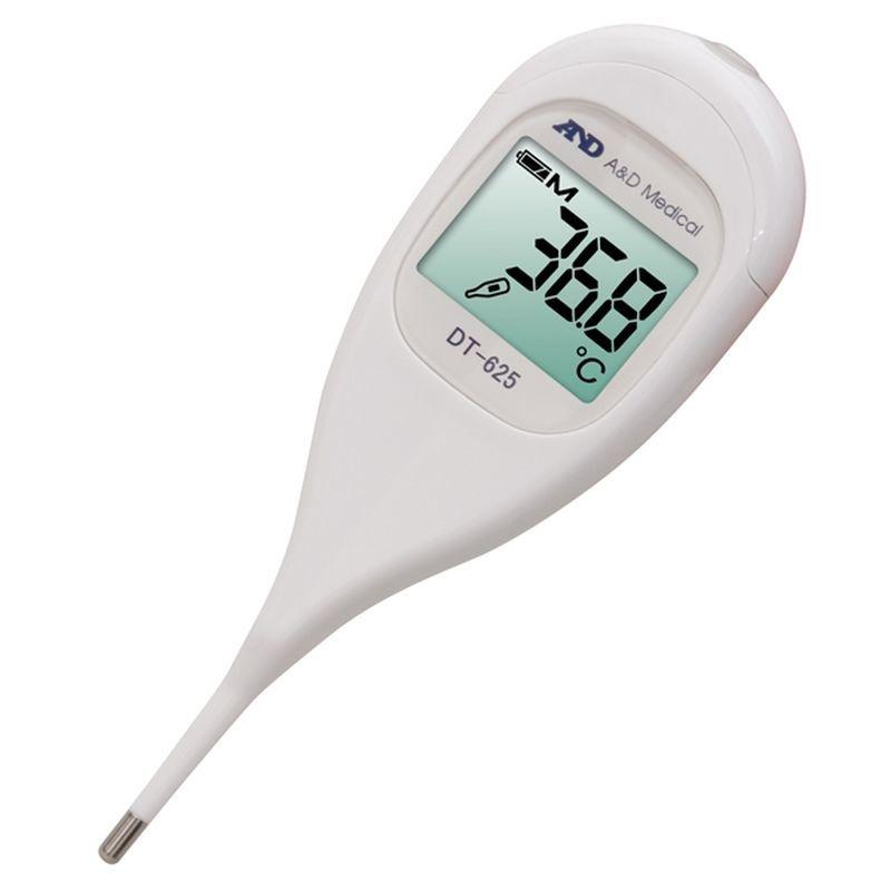 Термометр электронный AD DT-625, белый [i01538]