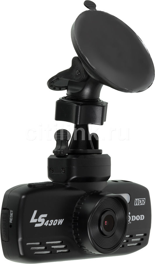 Видеорегистратор DOD LS430W черный [ls300w]