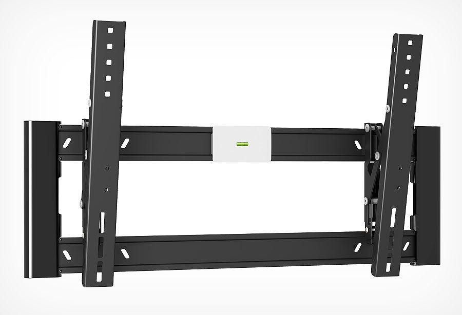 """Кронштейн для телевизора Holder LCD-T6605-B черный 42""""-65"""" макс.45кг настенный наклон"""